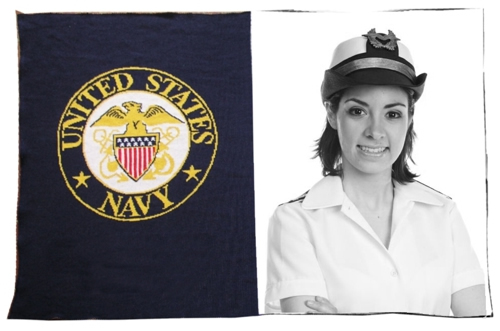Navy PhotoThrow